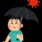 日傘を使用する男性が増加中|役立ち情報ナビ